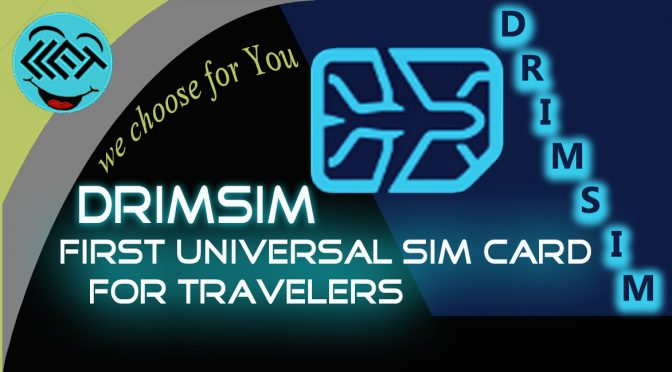 Drimsim – First universal SIM card